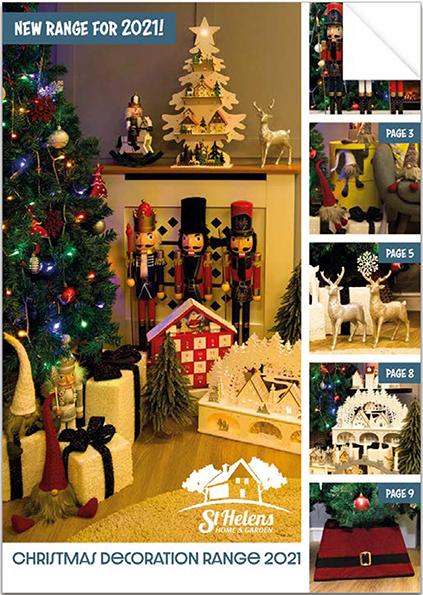 Festive Decorations 2021